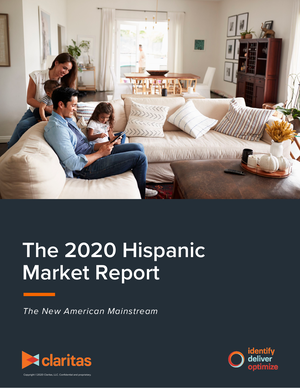 Claritas:The 2020 Hispanic Market Report